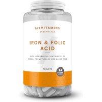 Iron & Folic Acid Tablets - 90Tablets