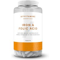 Iron & Folic Acid Tablets - 90Tablets