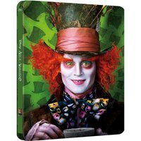 Alice in Wonderland 3D (Includes 2D Version) - Zavvi Exclusive Limited Edition Steelbook