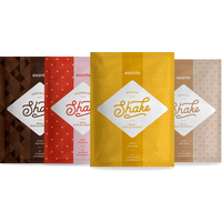 Exante Diet Box of 6 Mixed Shakes