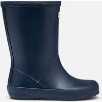 Hunter Toddlers' First Classic Wellies - Navy - UK 10 Toddler