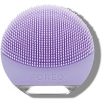 FOREO LUNA Go Travel-Friendly Anti-Ageing and Facial Cleansing Brush (Various Options) - For Sensitive Skin