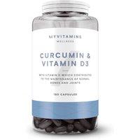 Vitamina D3 y Curcumina Cápsulas - 60Cápsulas