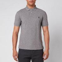 Polo Ralph Lauren Men's Slim Fit Polo Shirt - Canterbury Heather - S - Grey