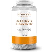 Calcium & Vitamin D3 Tablets - 180Tablets