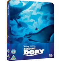 Finding Dory 3D (Includes 2D Version) - Zavvi Exclusive Limited Edition Steelbook