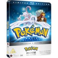 Pokemon Movie Collection - Limited Edition Steelbook