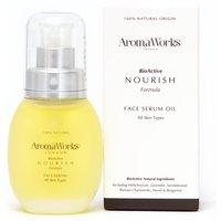 Sérum facial en aceite Nourish de AromaWorks 30 ml