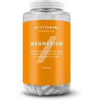 Magnesium Tablets - 1 Month (90 Tablets)