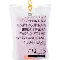 Aquis Hair Turban Lisse Luxe Desert Rose