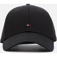 Tommy Hilfiger Men's Classic Cap - Flag Black