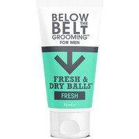 Below the Belt Grooming Fresh and Dry Balls - Fresh 75ml