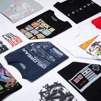 Mystery Geek T-Shirt - 10-Pack - Mens - M