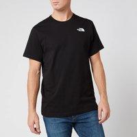 The North Face Men's Redbox Short Sleeve T-Shirt - TNF Black - M