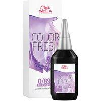 Image of Wella Professionals Color Fresh Semi-Permanent Colour - 0/89 Pearl Cendre 75ml