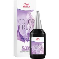 Wella Professionals Color Fresh Semi-Permanent Colour - 0/89 Pearl Cendre 75ml