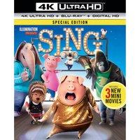 Sing - 4K Ultra HD