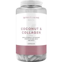 Coconut & Collagen Capsules - 180Capsules