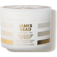 Bálsamo bronceador facial y corporal Coconut Melting de James Read 150 ml