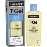 Champú con acondicionador anticaspa 2 en 1 T/Gel de Neutrogena 250 ml