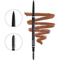 Lápiz Micro para Cejas NYX Professional Makeup (Varios Tonos) - Auburn