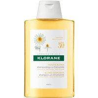 Image of KLORANE Brightening Shampoo with Camomile for Blonde Hair 200ml
