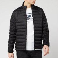 Barbour International Mens Impeller Quilt Jacket - Black - S