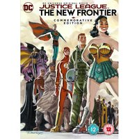 Justice League The New Frontier Commemorative Edition
