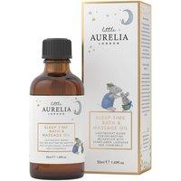 Little Aurelia from Aurelia London Sleep Time Bath and Massage Oil 50ml