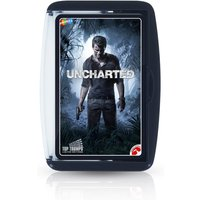 Top Trumps Card Game - Uncharted Edition - Iwoot Gifts