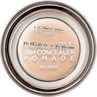 L'Oreal Paris Infallible Concealer Pomade 15g (Various Shades) - 01 Light
