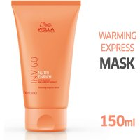 Wella Professionals Invigo Nutri-Enrich Warming Express Mask 150ml