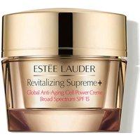 Estée Lauder Revitalizing Supreme+ Global Anti-Aging Cell Power Crème Broad Spectrum SPF15