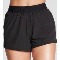 MP Women's Essentials Training Energy Shorts - Black - S