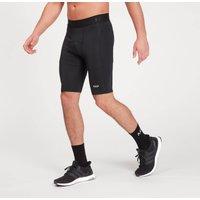 MP Men's Essentials Training Baselayer Shorts - Black - S