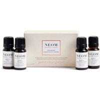 NEOM Essential Oil Blends 4 x 10ml (Worth PS80.00)