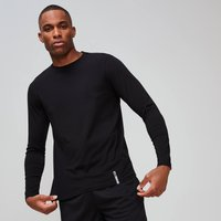 MP Men's Luxe Classic Long Sleeve Crew - Black - XXXL