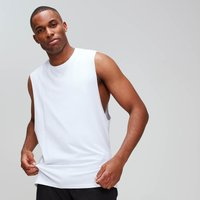 MP Men's Luxe Classic Drop Armhole Tank Top - White - XXL