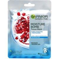 Garnier Moisture Bomb Pomegranate Hydrating Face Sheet Mask