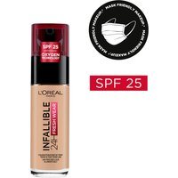 L'Oreal Paris Infallible 24hr Freshwear Liquid Foundation (Various Shades) - 150 Radiant Beige