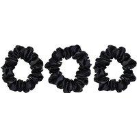 Slip Silk Large Scrunchies (Various Colours) - Black
