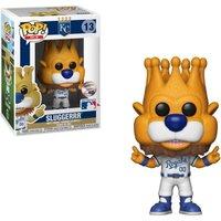 Zavvi ES Figura Funko Pop! - Kansas City Mascota Sluggerrr - MLB