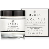 Avant Skincare Rose and Squalane Revitalising Duo Moisturiser 50ml