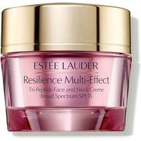 Crema con tripéptidos para el rostro y el cuello Resilience Multi-Effect de Estée Lauder - Para pieles normales y mixtas 50ml