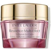 Contorno de ojos con tripéptidos Resilience Multi-Effect de Estée Lauder 15ml