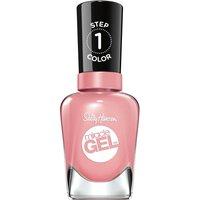 Sally Hansen Miracle Gel Nail Varnish 14.7ml (Various Shades) - Satel-lite Pink