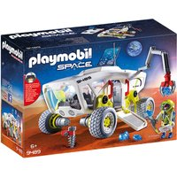 Playmobil Space Mars Research Vehicle with Interchangeable Attachments (9489)