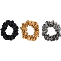 Slip Silk Large Scrunchies (Various Colours) - Black Leopard