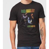 Bob Marley One Love Men's T-Shirt - Black - XL - Black