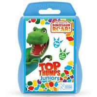 'Top Trumps Card Game - Dinosaur Roar Edition